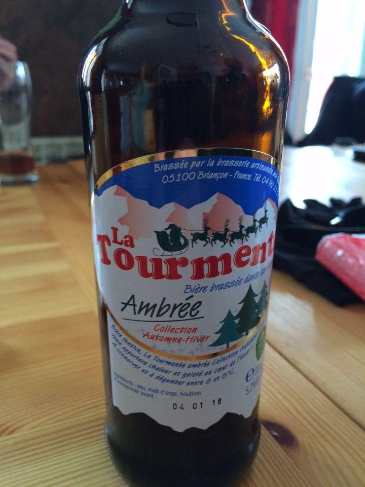 Bière des Alpes Tourmente