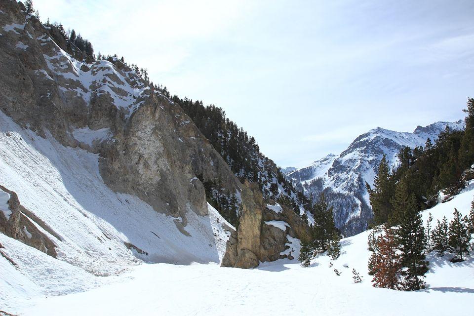 haute route des escartons hautes alpes carnets nordiques