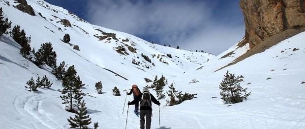 La haute route des escartons carnets nordiques for Haute route des alpes