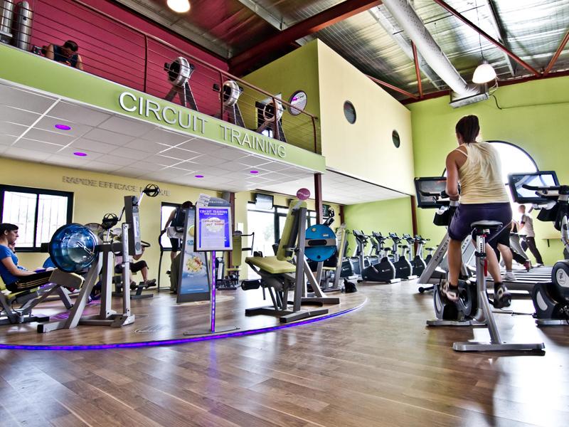 Salle de sport (c) Keepcool