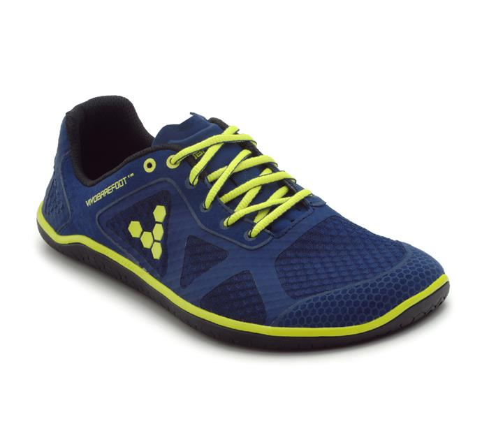 Vivobarefoot One bleu-jaune