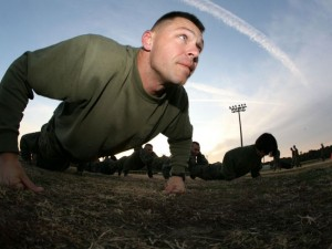 Gainage (c) DVIDSHUB