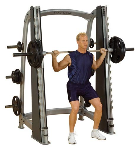 musculation jambes squats