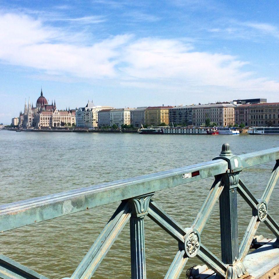 Vues sur Budapest