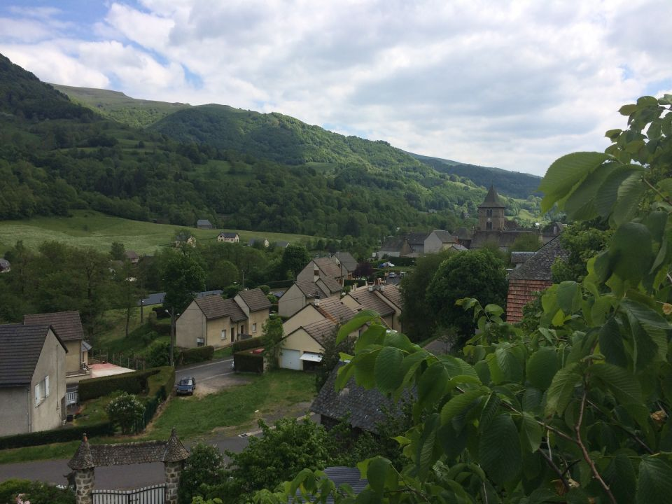 Saint Jacques des Blats Cantal