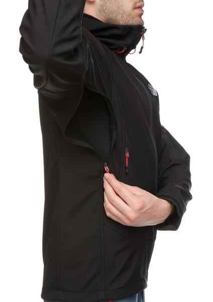 Veste softshell Valkyrie The Northface   Carnets Nordiques