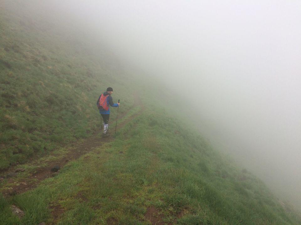 se reperer dans le brouillard cantal