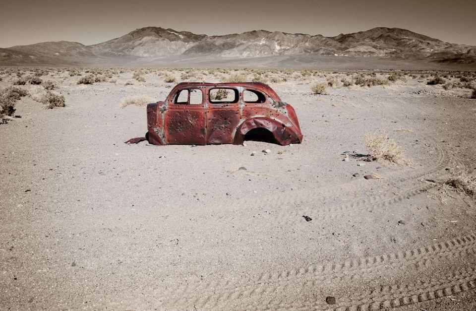 Desert Nevada (c) Allen