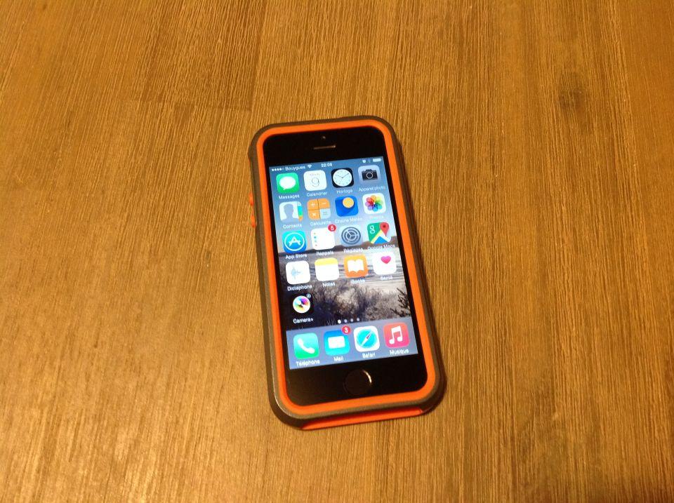 Protection Peli iphone