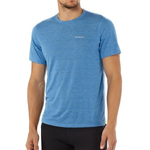 T-shirt Patagonia short sleeved nine trail