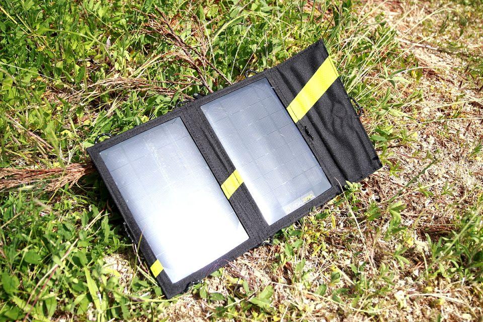 goal Zéro panneau solaire Nomad 7