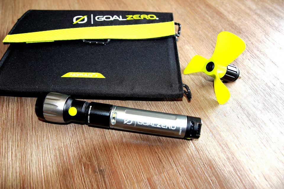 Goal Zéro Pack Solaire Nomad 7