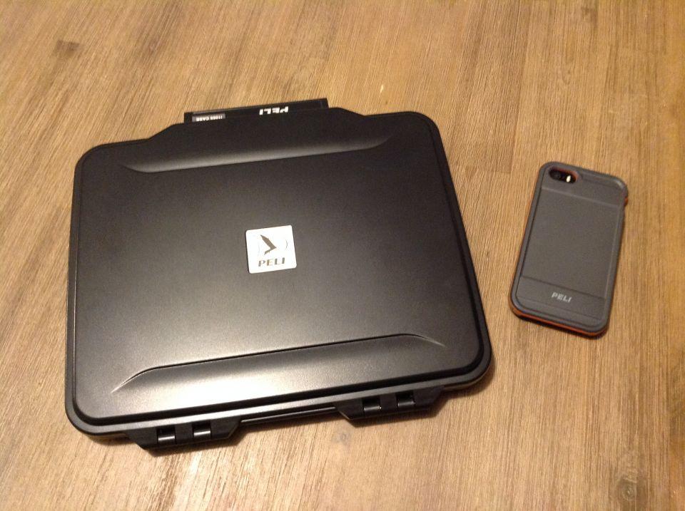 ipad et iphone protection peli