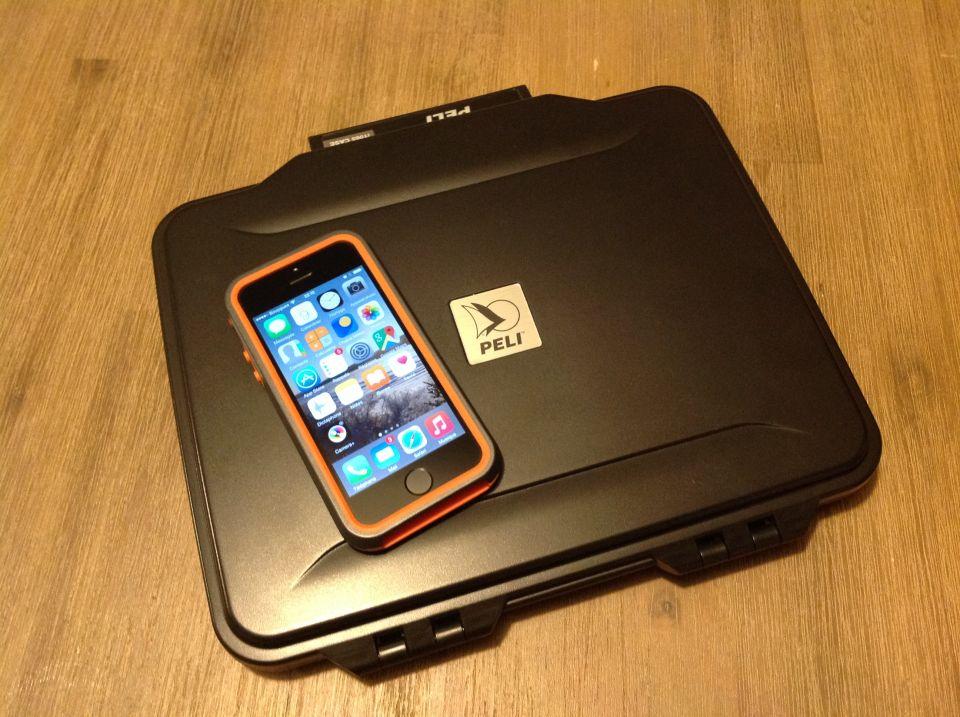 protection peli iphone et ipad