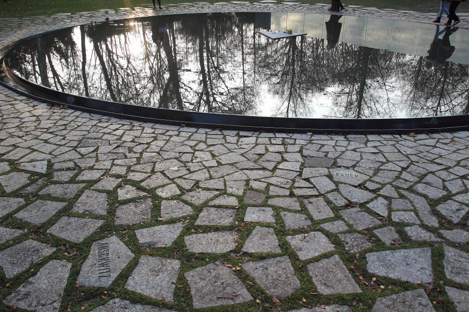 Berlin mémorial tziganes
