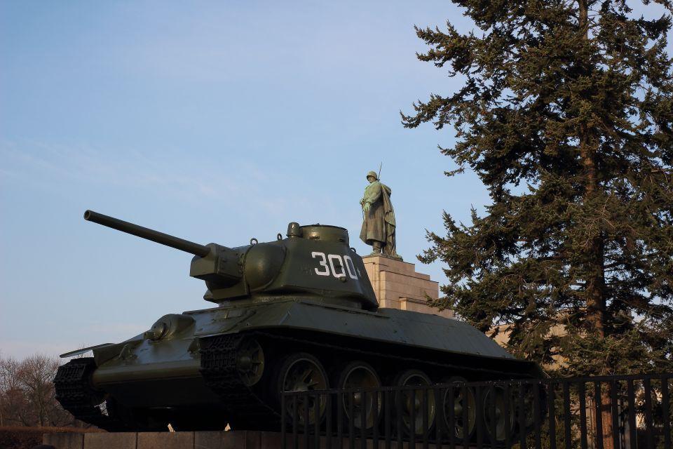 Berlin mémorial Russes