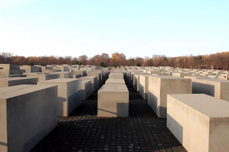 Berlin mémorial Holocauste
