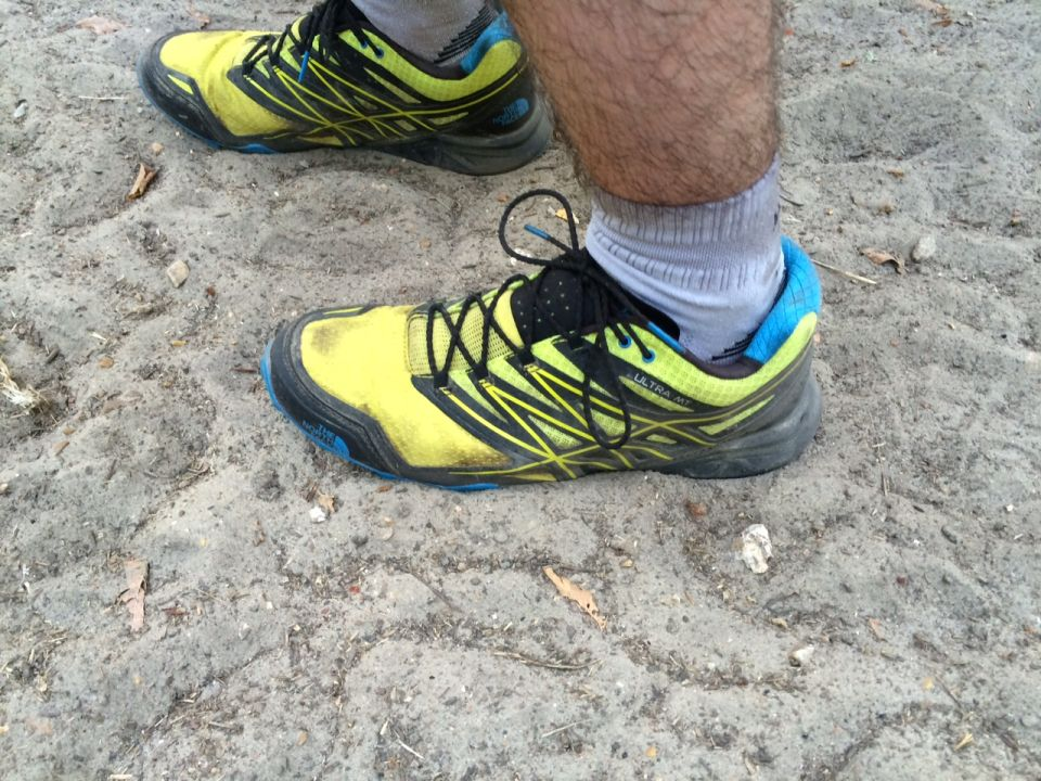 Chaussures de trail The North Face Ultra MT (2)