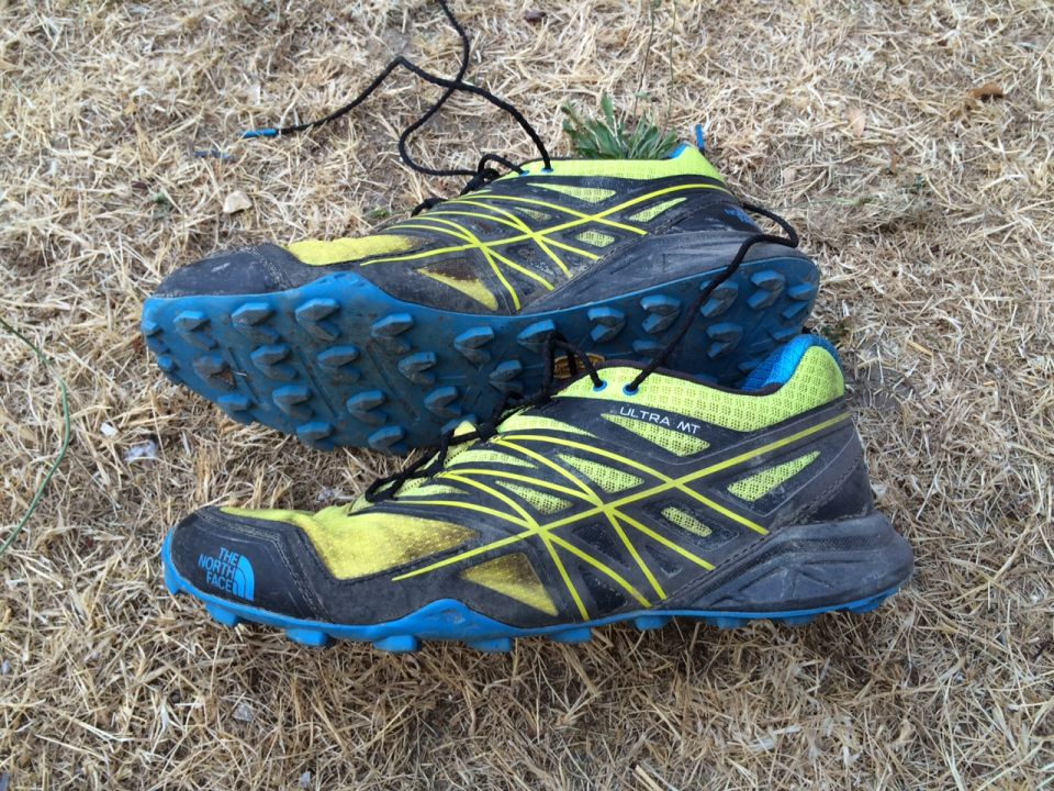 Chaussures de trail The North Face Ultra MT