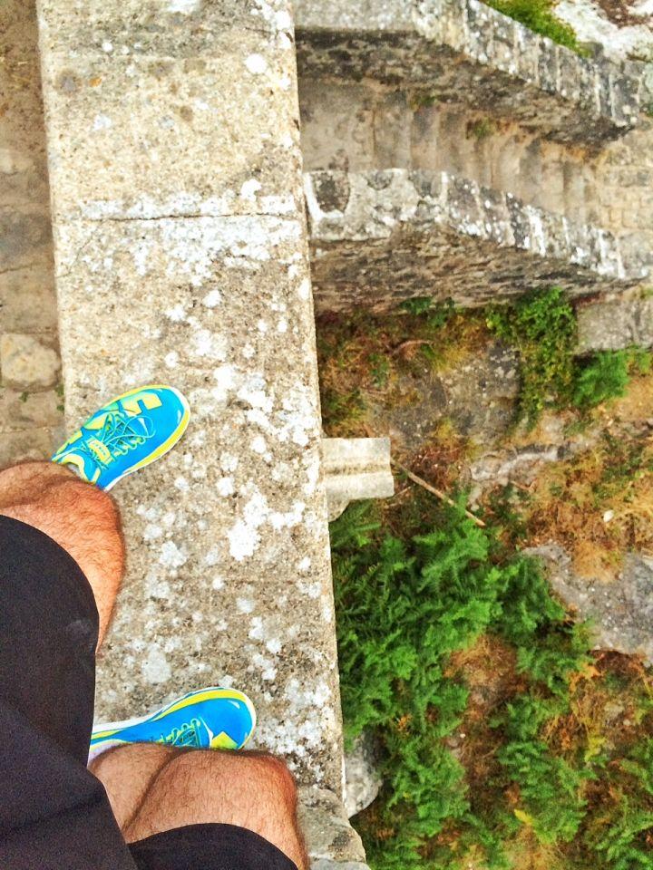 Du haut de la Tour Denecourt