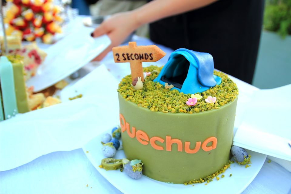 Quechua My2seconds