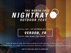The North Face Nightray Outdoor Fest