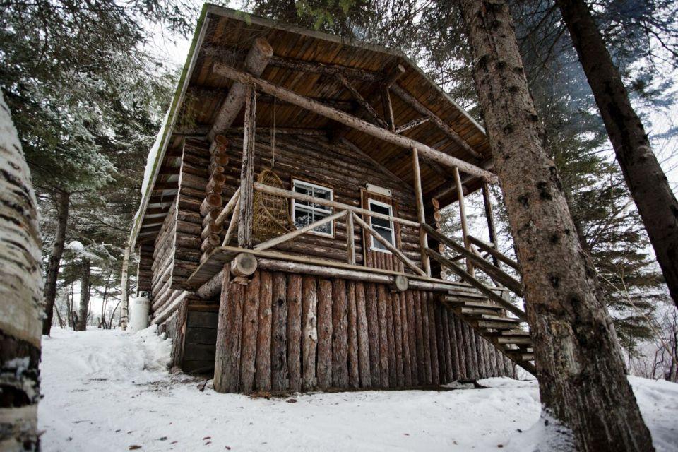 Ma cabane au Quebec  Carnets Nordiques
