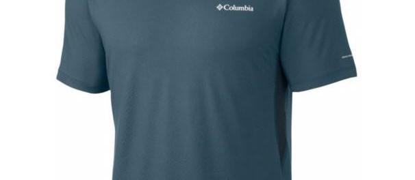 Columbia T-shirt freeze degree