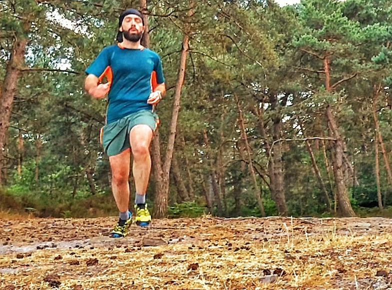 Running tenue de trail The North Face