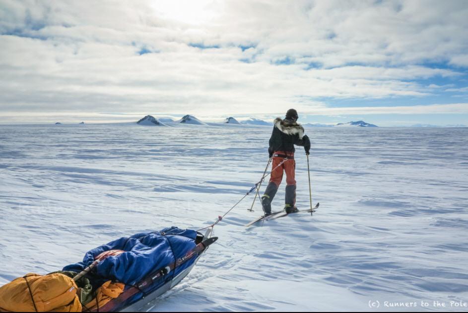 Across Antarctica