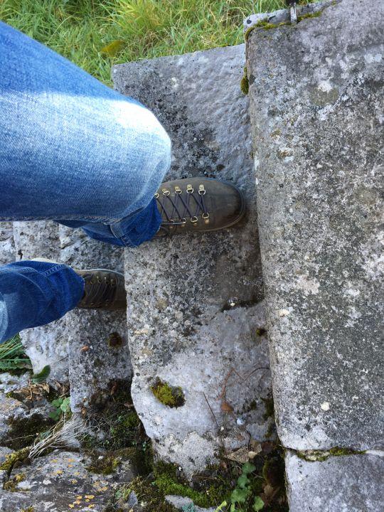 Chaussures de rando Merrell Polar