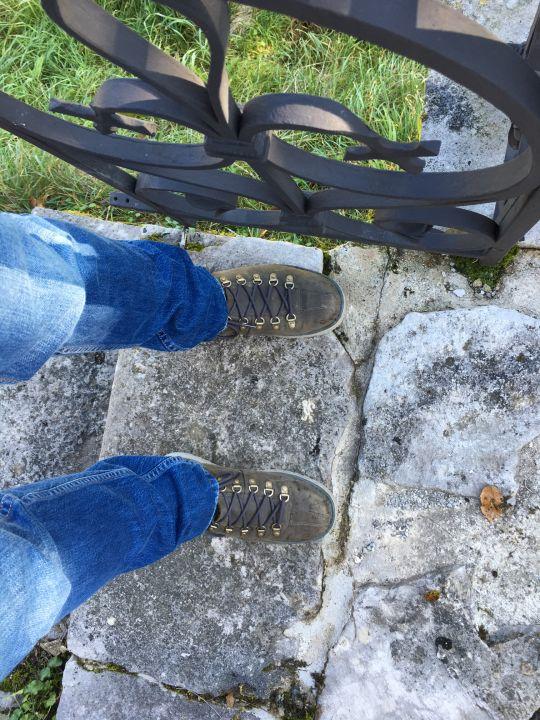 Chaussures de voyage Merrell Epiction polar
