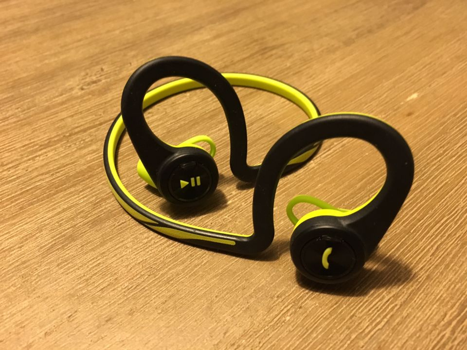 Ecouteurs Plantronics BackBeat Fit