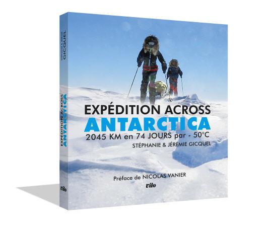 Livre Across Antarctica