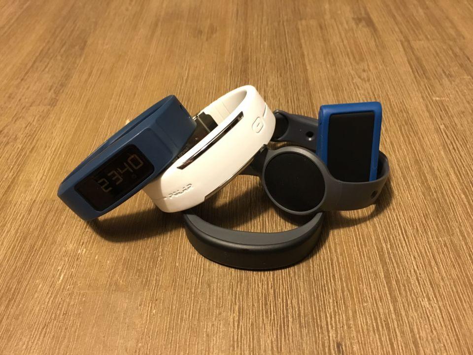 capteurs bracelets d'activité