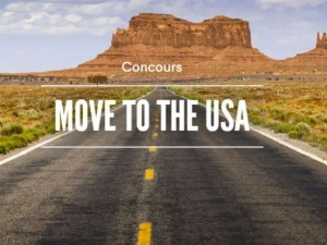 Move to usa