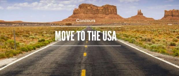 Move to usa