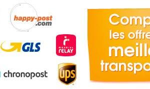 offres transporteurs packlink