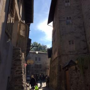 village medieval conflans