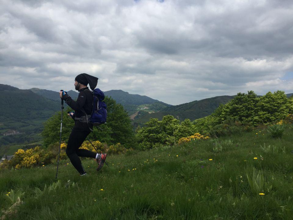 Sac fast hiking Millet venom