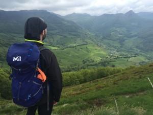 sac millet fast hiking venom 30L