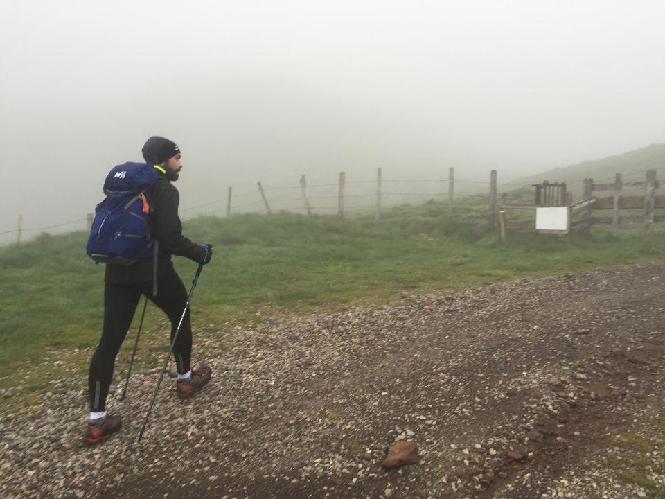 sac millet venom fast hiking