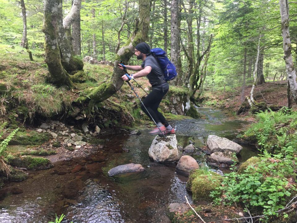 trail sac millet venom
