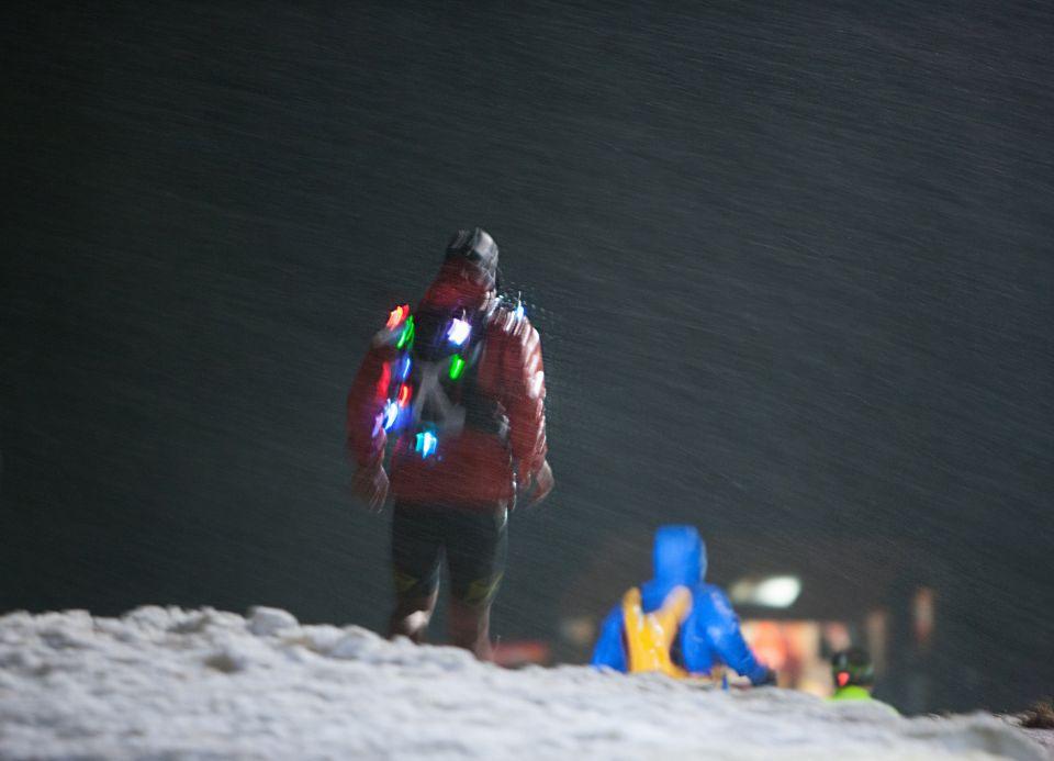 Trail blanc des Vosges nocturne