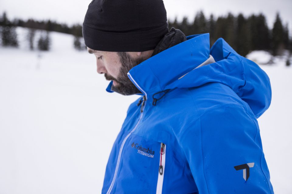 Veste Columbia A Basin Ripper
