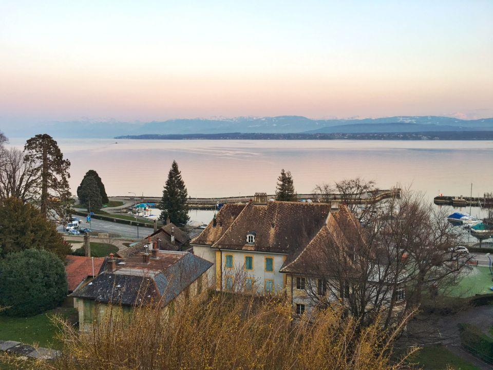 Lac Léman - Nyon