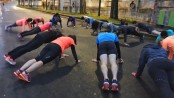 Gainage MountainAthletics Paris