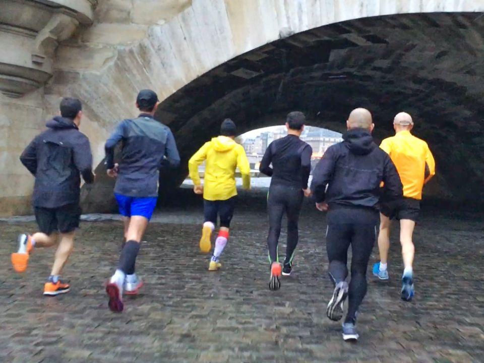 Paris MountainAthletics Running Paris