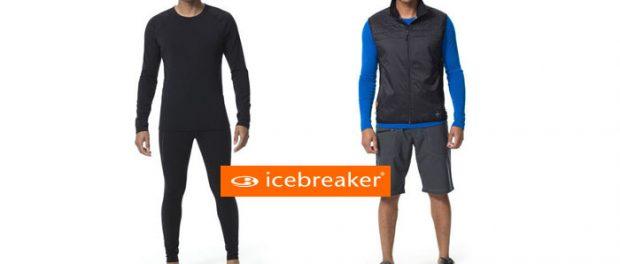 Running Icebreaker printemps