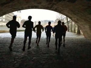 Running MountainAthletics Paris